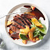 Steak with Spicy Balsamic Glaze