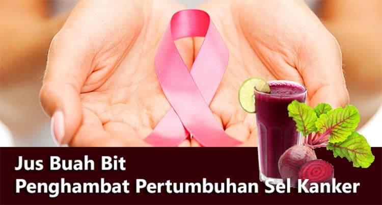 Minuman Sehat Jus Buah Bit Penghambat Pertumbuhan Sel Kanker