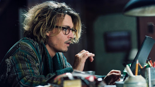 Resenha- A Janela Secreta- (Secret Window Movie)