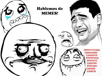 Hablemos de memes!