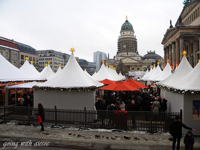 Jarmarki świąteczne nie do przegapienia - Berlin