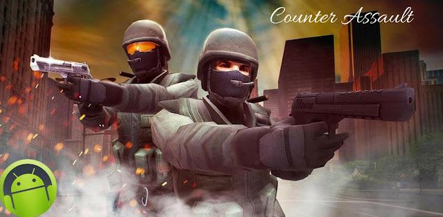 Download Counter Assault Online FPS Mod Apk Game