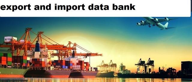 Export import data bank