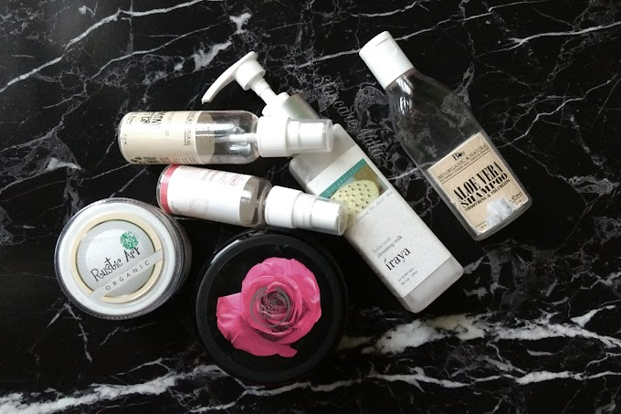 Skincare and Haircare Empties #6