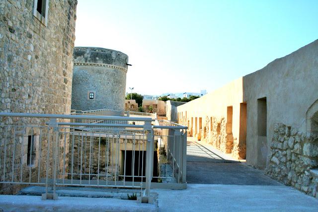 monumento, castello, visitare
