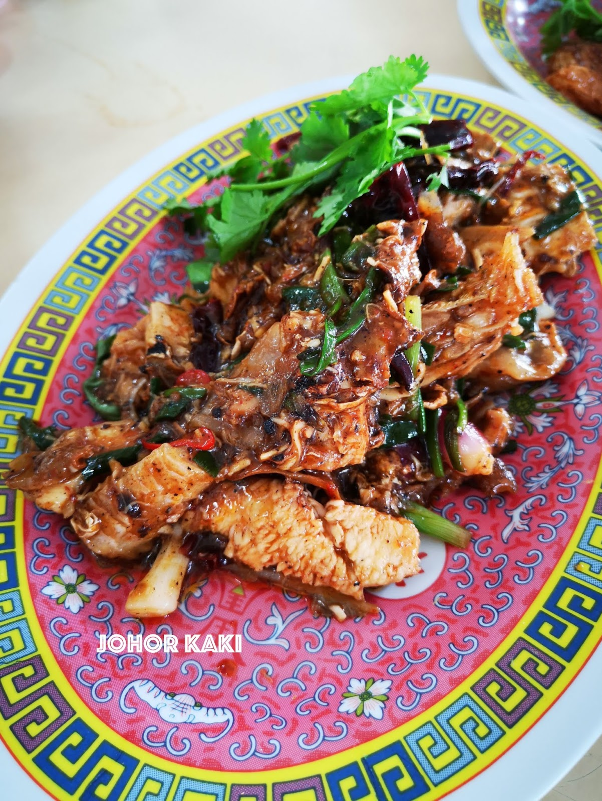 Restoran Cm ɘ¿æ˜Ž In Taman Pelangi Johor Bahru Johor Kaki Travels For Food