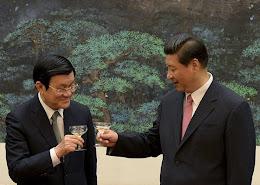 Chủ tịch Trương Tấn Sang thỏa thuận gì với TQ?