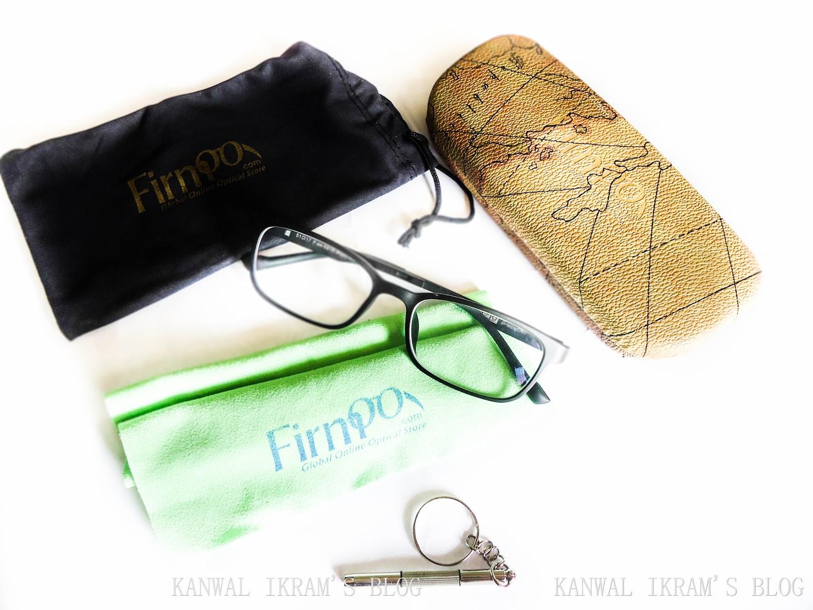 5bb9aaf309 Kanwal Ikram s Blog  Firmoo Prescription Eyewear  Review