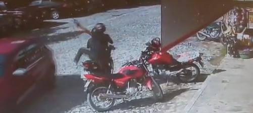 Vídeo de assalto Bradesco