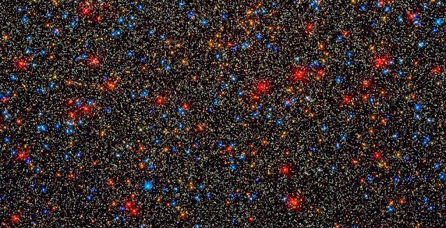 star cluster Omega Centauri