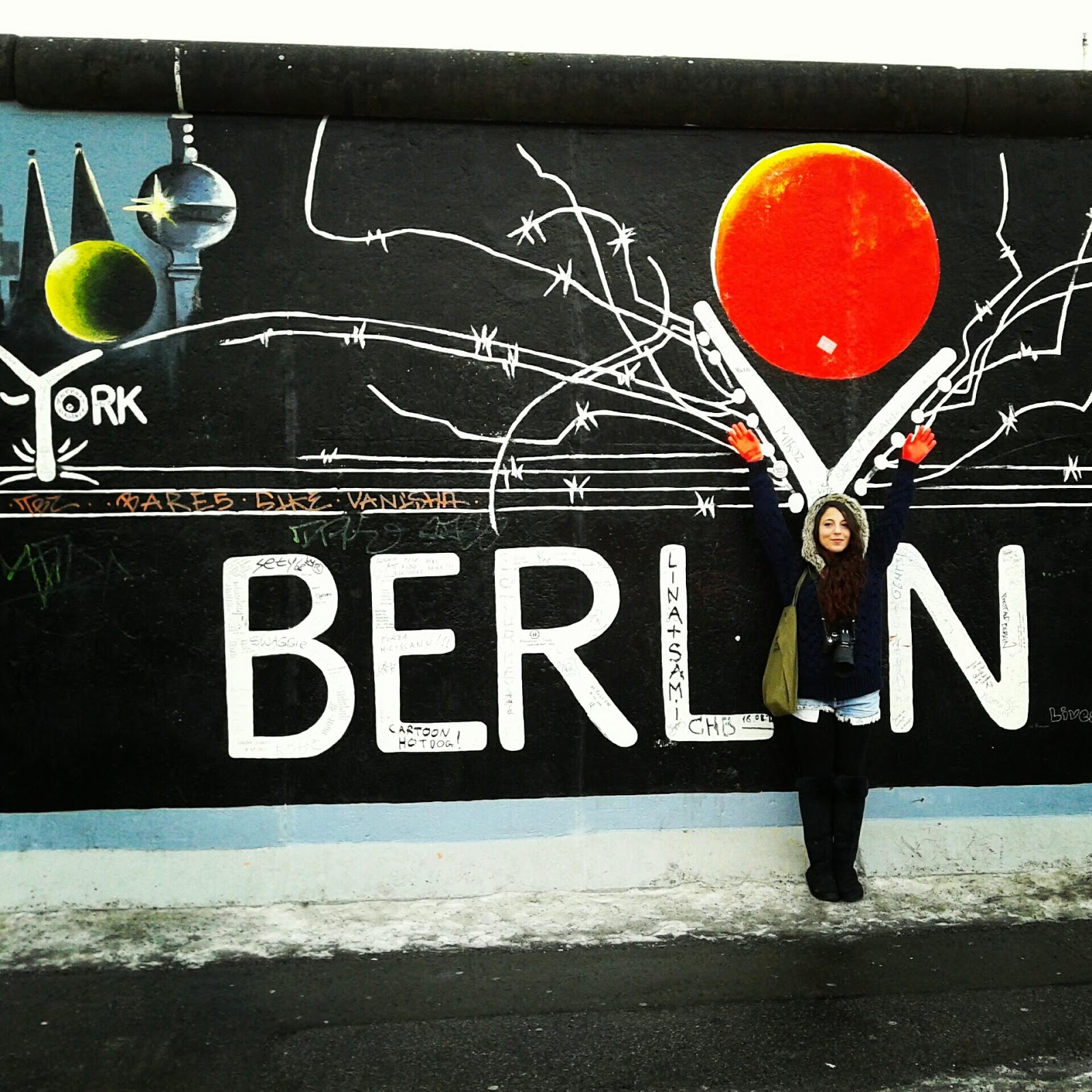 Pensieri in viaggio addio al muro di berlino addio east - Abbattimento muro interno senza dia ...