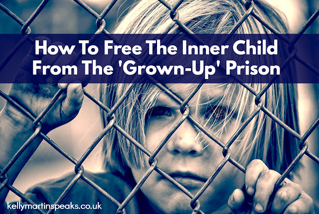 How To Free The Inner Child From The 'Grown-Up' Prison