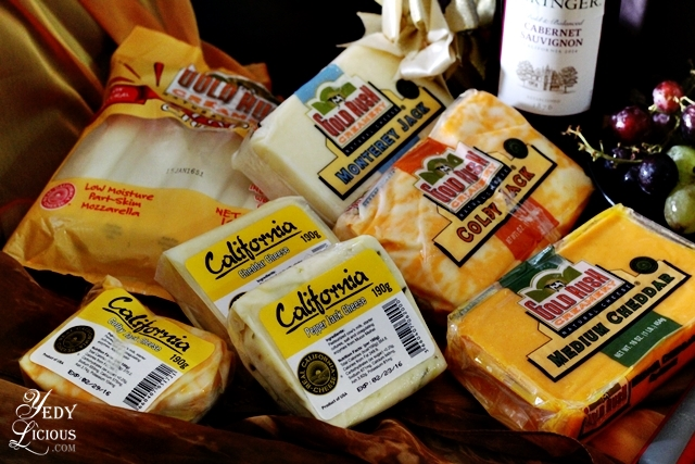 Real California Cheese in Manila Philippines Blog Review Where To Buy Imported Cheese Price Variety Flavor Recipes Website Facebook Twitter Instagram