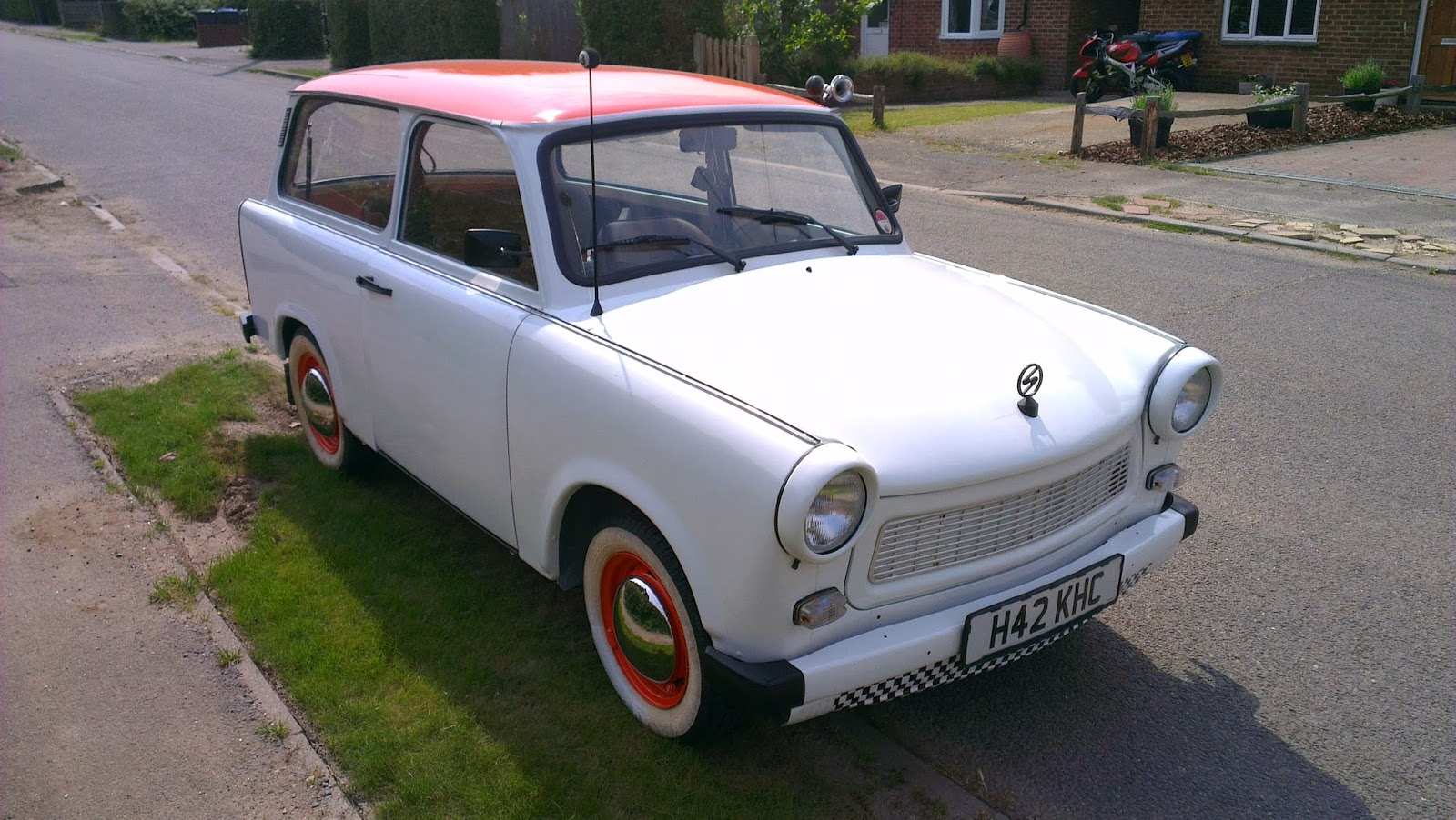 Delightful The Car Is A June 1990, One Of The Last 601u0027s Built. It Was Exported To  Hungary And Came To The UK In 2009. It Was Sold To An Aircraft Mechanic, ...