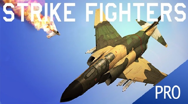 Download Strike Fighters Pro Apk Data Game