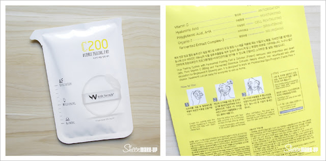 Jolse Wish Formula C200 Peeling Pad