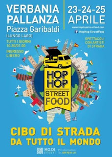Hop Hop Street Food verbania 2016