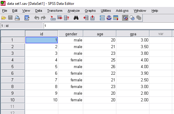 How to analyze data using SPSS ( part-6), how to merge file in SPSS