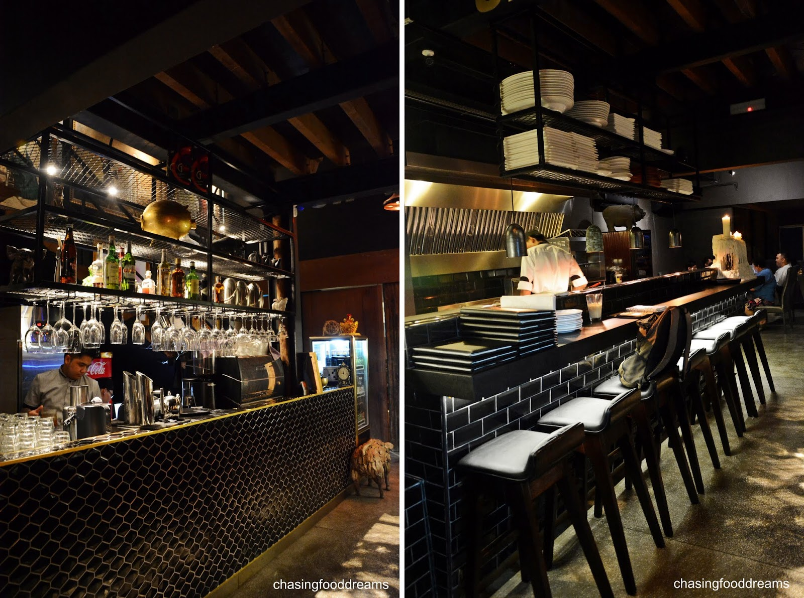 Artistic Kitchen Bar