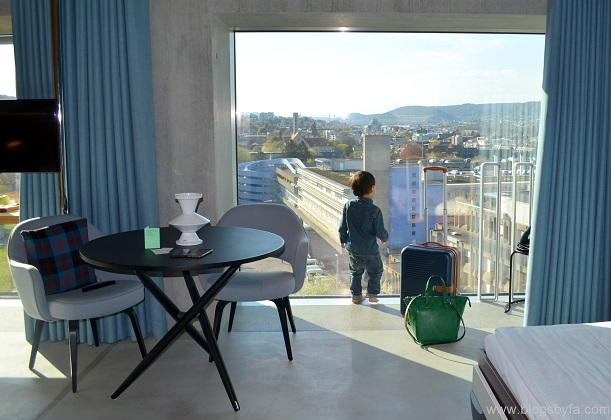 Placid Hotel Zurich Switzerland