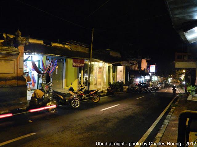 Restoran dan toko di Bali