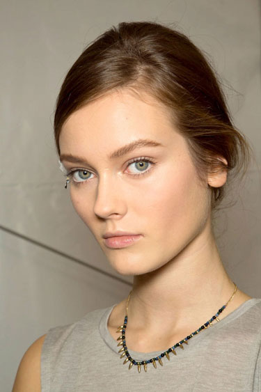 No Makeup Makeup Look: Beauty Devotion: S/S '13 Makeup Trends: 'No Makeup Makeup