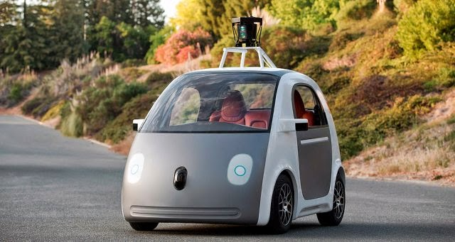 Google car do not need driver