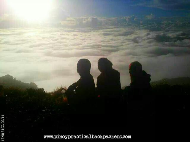 mount apo summit, mt. apo, davao, sea of clouds
