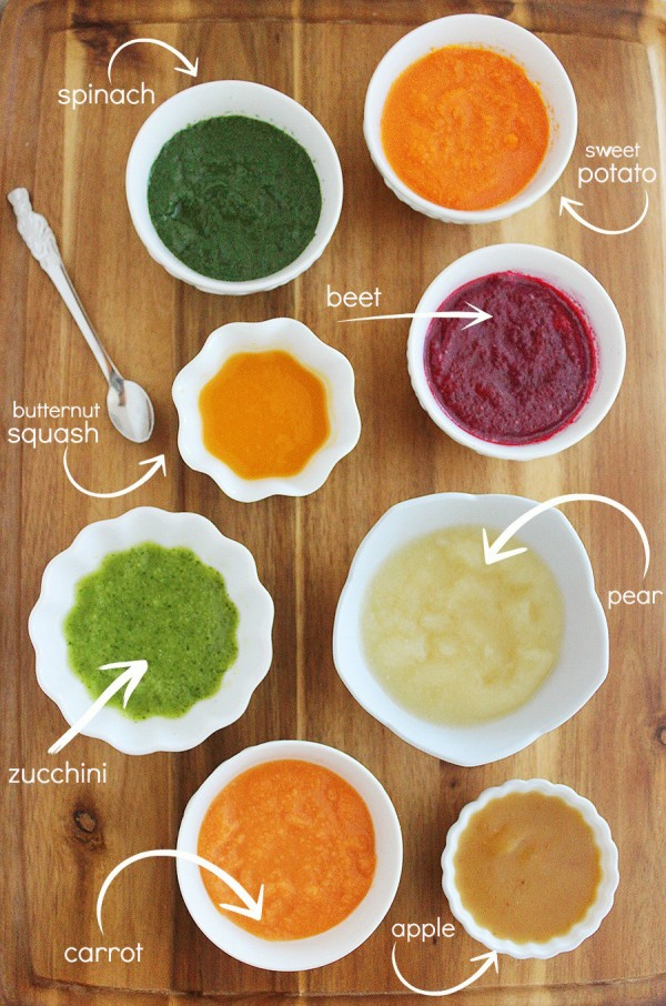 7 resep menu mpasi pertama bayi 6 bulan homemade for Stage cuisine vegan
