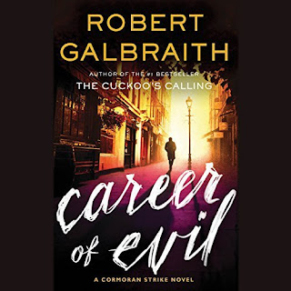 Review: Career of Evil by Robert Gailbraith