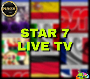 Star7 Live TV v2.3 LATEST APK is Here !