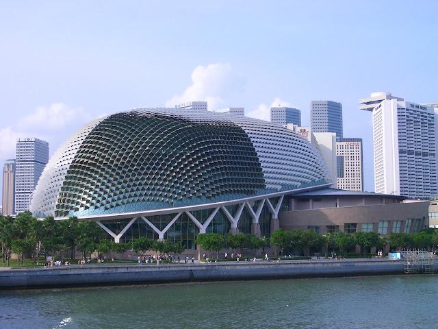esplanade theatre singapore - photo #40