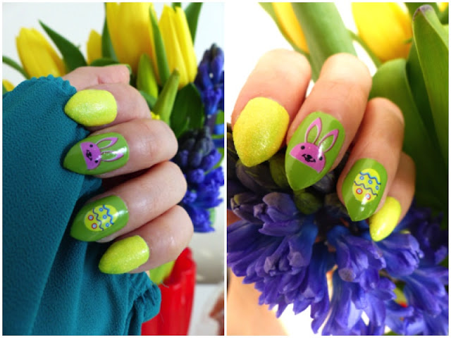 Easter Nails - Happy Easter !!!