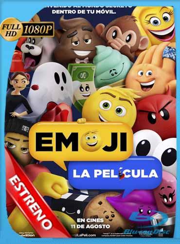 Emoji: La película (2017)HD [1080p] Latino [Mega] SilvestreHD