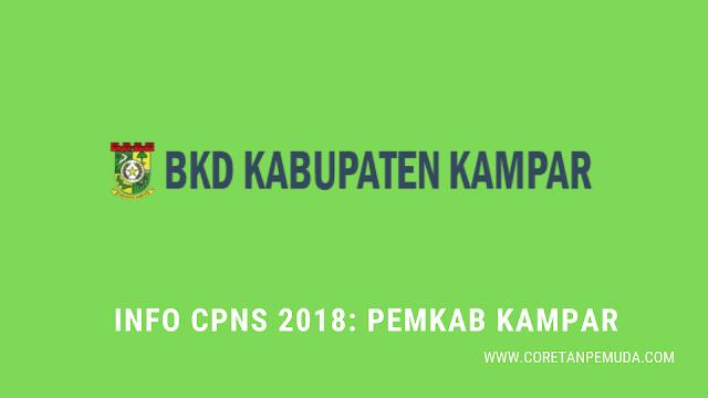Pengumuman Hasil SKD Kabupaten Kampar CPNS 2018 - BKD Kampar