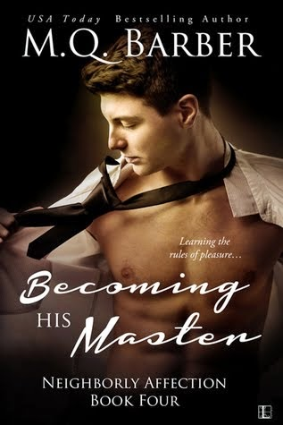 Becoming His Master by M.Q. Barber