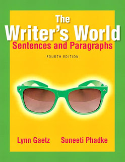 Writer's World Sentences and Paragraphs 4th Edition