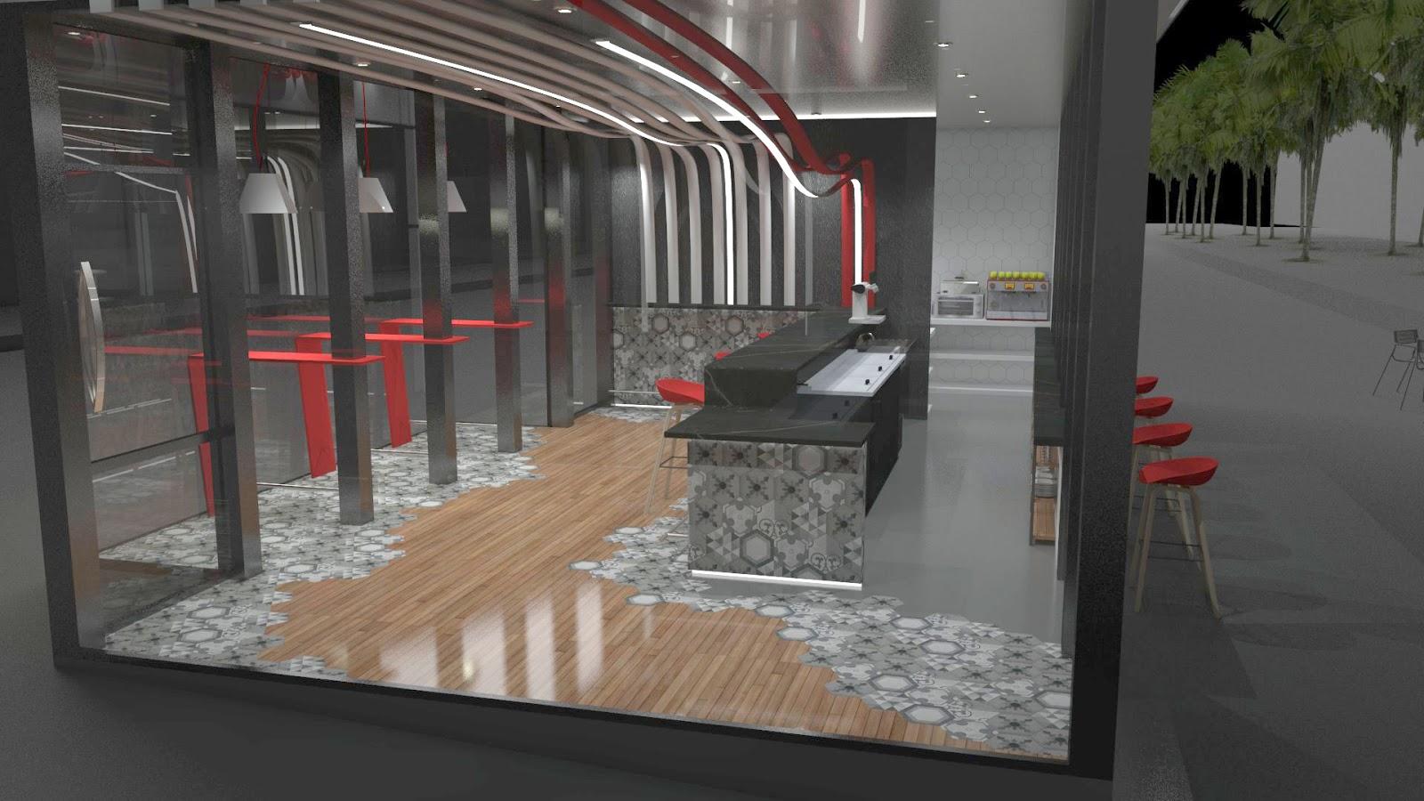 Dise o de interiores escuela de arte de motril proyecto - Escuela de decoracion de interiores ...