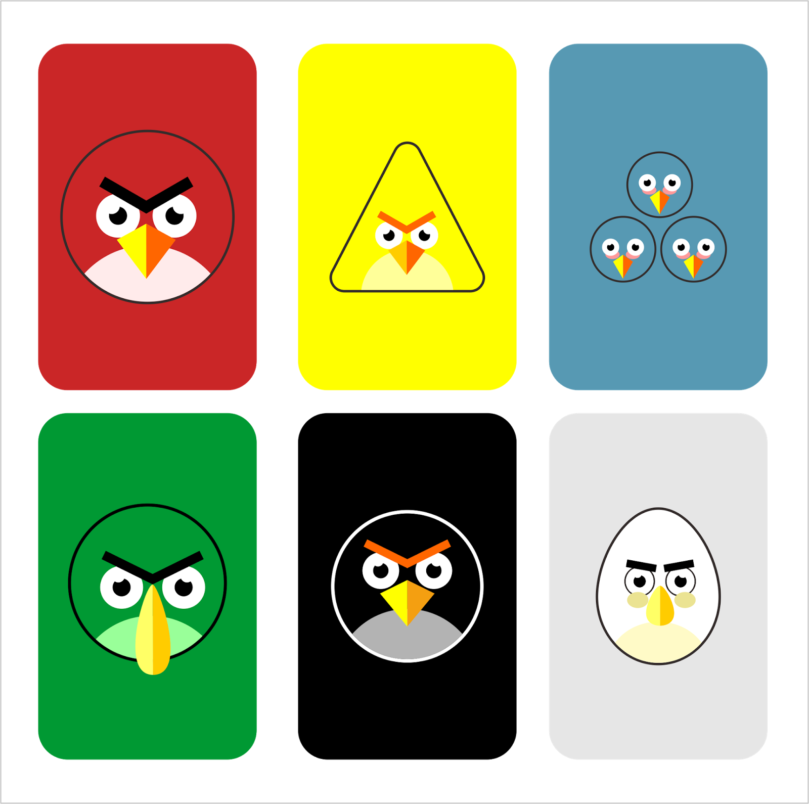 Menggambar Angry Bird Dengan Coreldraw Tutorial Grafisku Photoshop Coreldraw Bahasa Indonesia
