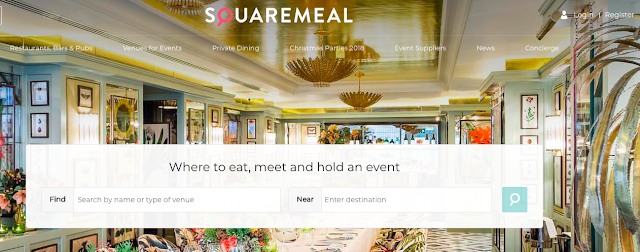 Dining out in London, SquareMeal | Lovelaughslipstick Blog