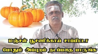 Pumpkin Benefits Maruthuvam