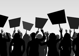News: Kwara ex-councillors protest, demand 70% entitlement
