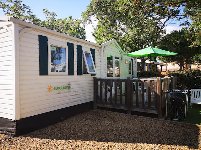 Esprit Eurocamp Mobile Home