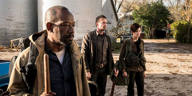 La cuarta temporada de 'Fear the Walking Dead' aterriza en AMC España