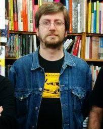 Luis Guillermo del Corral, autor de Esclavas de la muerte blanca - Cine de Escritor