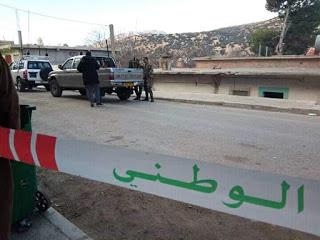 عاجل : العثور على قنبلة في شوارع باتنة و تدخل الجيش