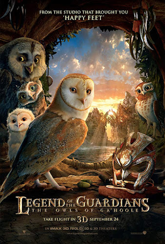 Legend of the Guardians: The Owls of Ga'Hoole (BRRip 1080p Dual Latino / Ingles) (2010)