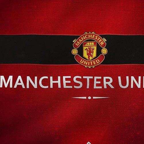 MUFC Man U Flag Wallpaper Engine