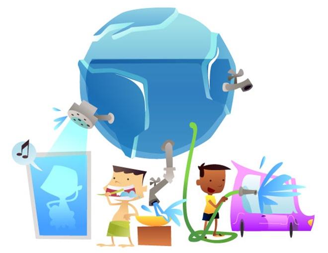 Confira dicas para economizar água em casa e no trabalho