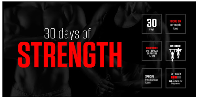 Strength and fitness workout